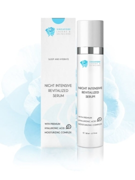 Night Intensive Revitalized Serumwith Premium Hyaluronic Acid