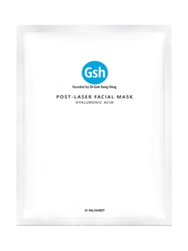 Post-Laser Facial Mask
