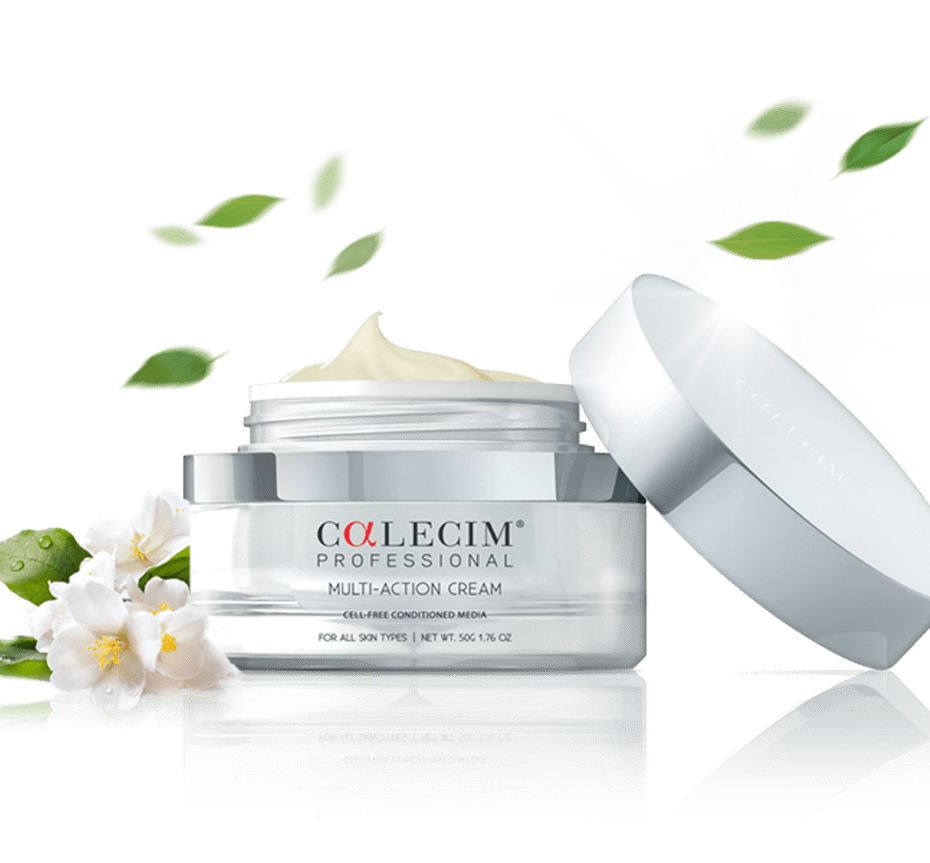 2018 Best Cosmeceutical Facial: PPP - CALECIM® Anti - Aging System